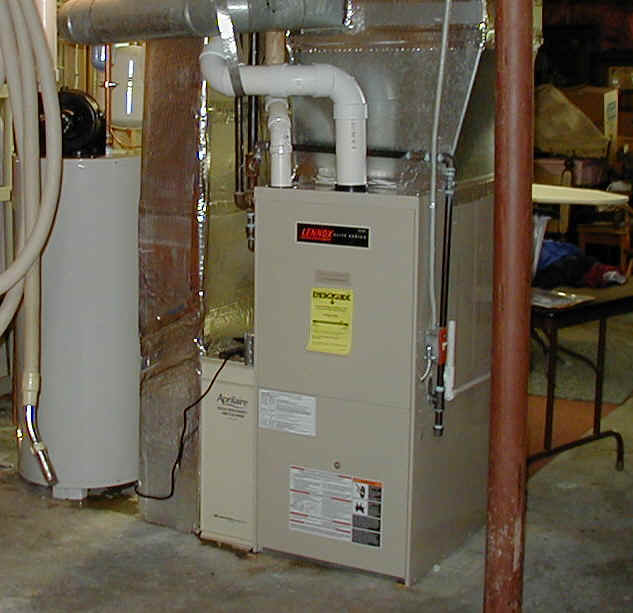 Lennox Air Conditioning >> How To Replace Old Furnace | Sevier County HVAC Services Residential Heat and Air Maintenance ...